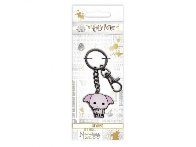 Harry Potter Portachiavi Elfo Dobby 4 cm The Carat Shop
