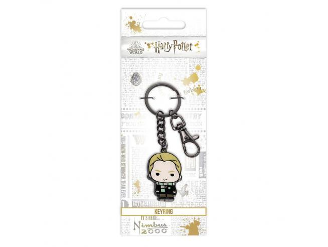 Harry Potter Portachiavi Draco Malfoy 4 cm The Carat Shop