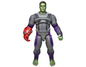 Marvel Avengers Endgame Hulk Articolato Figura 23cm Diamond Select