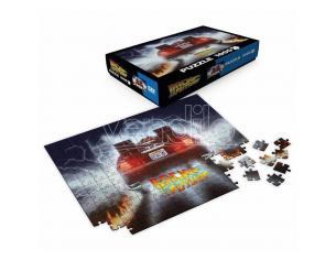 Ritorno Al Futuro Delorean Out A Time Puzzle 1000pcs Sd Toys