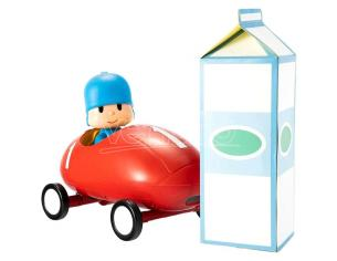 Pocoyo Racing Car Bandai