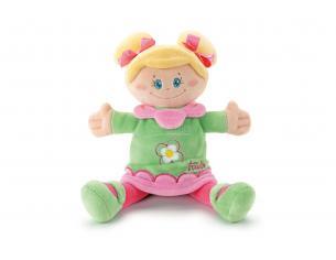 Trudi 64093 - Bambola pezza verde  Taglia S