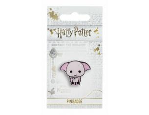 Harry Potter Spilla Distintivo Elfo Dobby 2 x 2 cm The Carat Shop