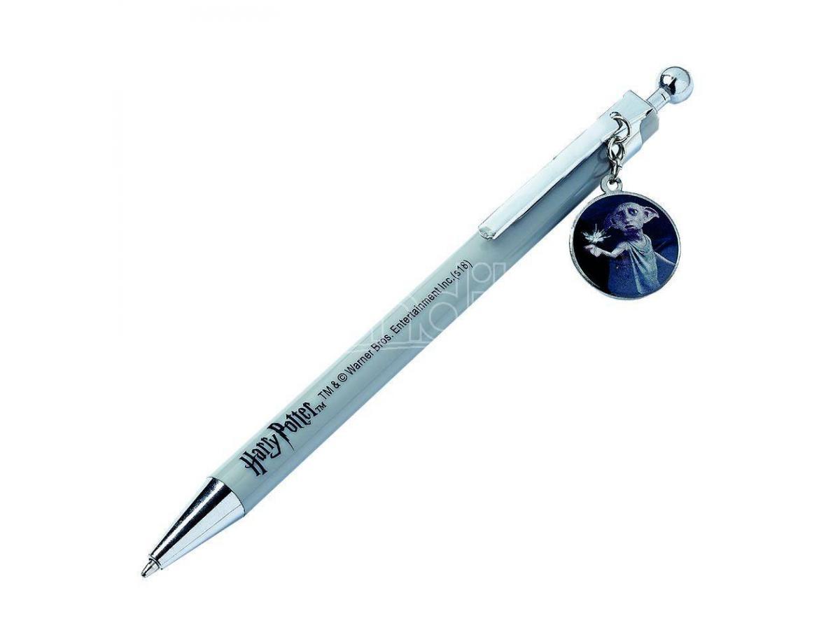 Harry Potter Penna con Ciondolo Elfo Dobby 1,5 cm The Carat Shop