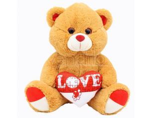 Heart Bear Peluche 28cm