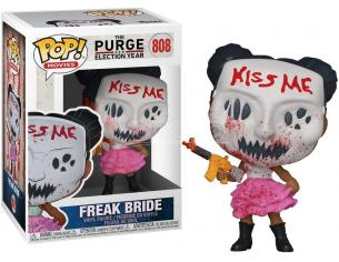 La Notte del Giudizio Election Year Funko POP Film Vinile Figura Freak Bride 9 cm