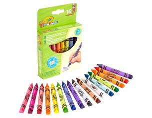 Crayola 16 Washable Triangular Crayons Crayola