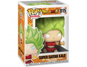 Pop Figura Dragon Ball Super Super Saiyan Kale Funko
