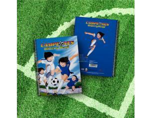 Captain Tsubasa Oliver & Kojiro Agenda Taccuino Sd Toys