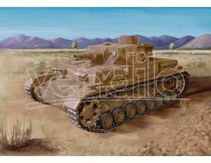 Dragon D7560 PZ.KPFW.IV AUSF.F1  KIT 1:72 Modellino