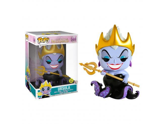 La Sirenetta Disney Funko POP Animazione Vinile Figura Ursula 25 cm