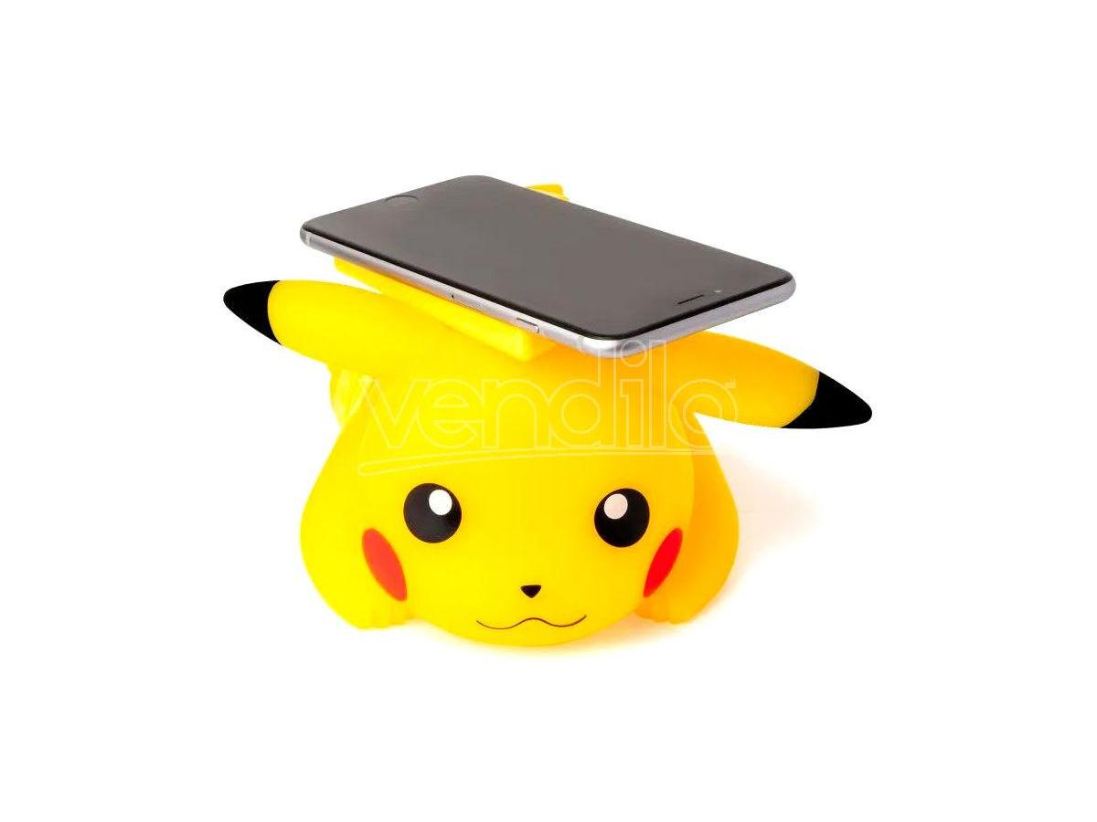 Pokemon Pikachu wireless charger Teknofun