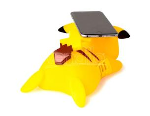 Pokemon Pikachu wireless charger Teknofun