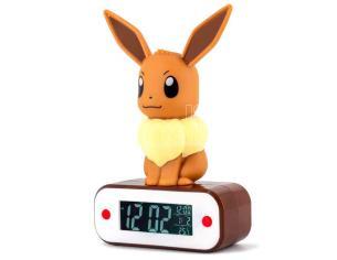 Pokemon Figura Sveglia Eevee Lampada Teknofun