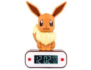 Pokemon Eevee Lampada Alarm Clock Teknofun