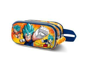 Dragon Ball Super 3d Double Astuccio Karactermania