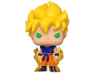 Pop Figura Dragon Ball Z S8 Super Saiyan Goku First Appearance Funko