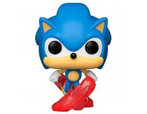 Pop Figura Sonic 30th Anniversary Running Sonic Funko