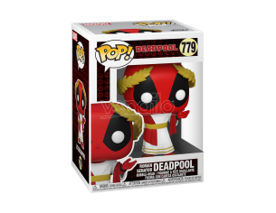 POP Marvel: Deadpool 30th -Roman Senator Deadpool 9 cm