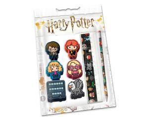 Harry Potter Leviosa stationery set Karactermania