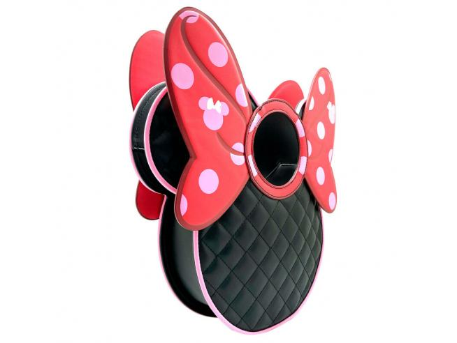 Loungefly Disney Minnie Pink Polka Dot handbag Loungefly