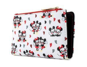 Loungefly Disney Mickey E Minnie Love Portafoglio Loungefly
