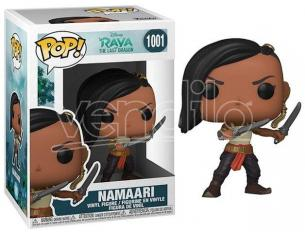 Raya e L'Ultimo Drago Disney Funko POP Animazione Vinile Figura Namari 9 cm