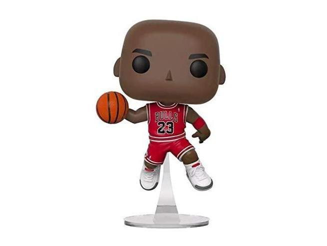 NBA Bulls Funko POP Sport Vinile Figura Michael Jordan 9 cm