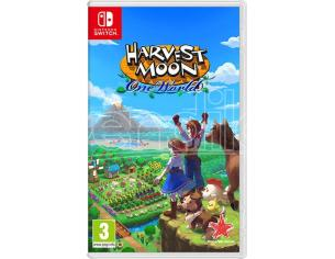 HARVEST MOON ONE WORLD GIOCO DI RUOLO (RPG) - NINTENDO SWITCH