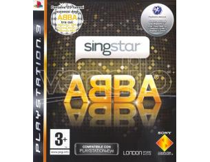 SINGSTAR ABBA SOCIAL GAMES - OLD GEN