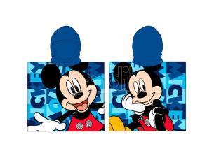 Disney Mickey Poncho Asciugamano Disney