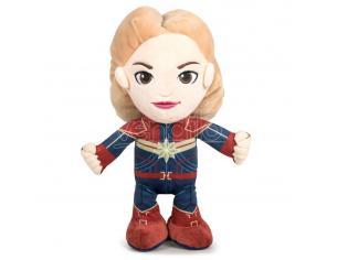 Marvel Avengers Capitana Marvel Peluche 30cm Marvel