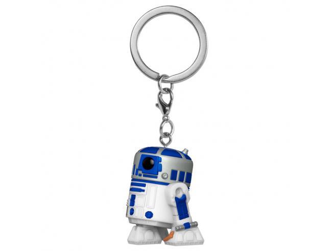 Pocket Pop Portachiavi Star Wars R2-d2 Funko