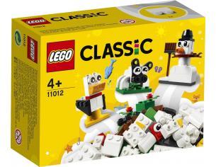 LEGO CLASSIC 11012 - MATTONCINI BIANCHI CREATIVI