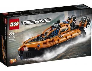 LEGO TECHNIC 42120 - HOVECRAFTDI SALVATAGGIO