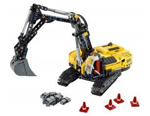 LEGO TECHNIC 42121 - ESCAVATORE PESANTE