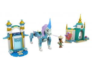 LEGO DISNEY PRINCESS 43184 - RAYA E DRAGO SISU