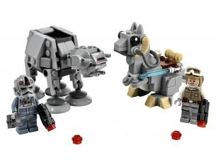 LEGO STAR WARS 75298 - AT-AT VS TAUNTAUN MICROFIGHTERS