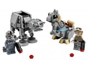 LEGO STAR WARS 75298 - AT-AT VS TAUNTAUN MICROFIGHTERS