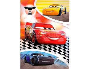 Disney Cars 104 + 3D puzzle 104pcs Clementoni