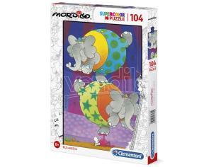 Mordillo The Balance puzzle 104pcs Clementoni
