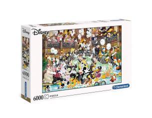 Disney Gala High Quality puzzle 6000pcs Clementoni