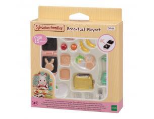 Sylvanian Family 5444 - Set prima colazione
