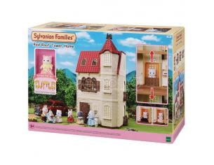 Sylvanian Family 5400 - Torre dal tetto rosso