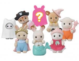 Sylvanian Family 5544 - Bustina Casuale Serie Bebè con Costume
