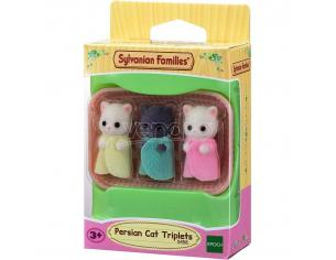 Sylvanian Family 5458 - Trigemini Gatto Persiano