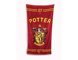 Harry Potter Asciugamano Telo Mare con Stemma Grifondoro 75 x 150 cm Groovy
