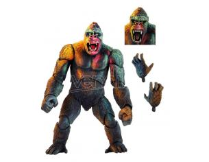 King Kong Ultimate Kong Illustrated Af Action Figura Neca