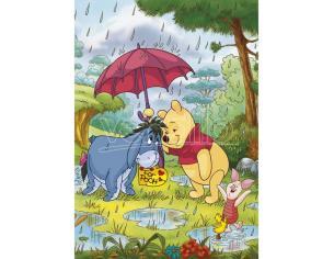 Disney Winnie the Pooh puzzle 3x48pcs Clementoni