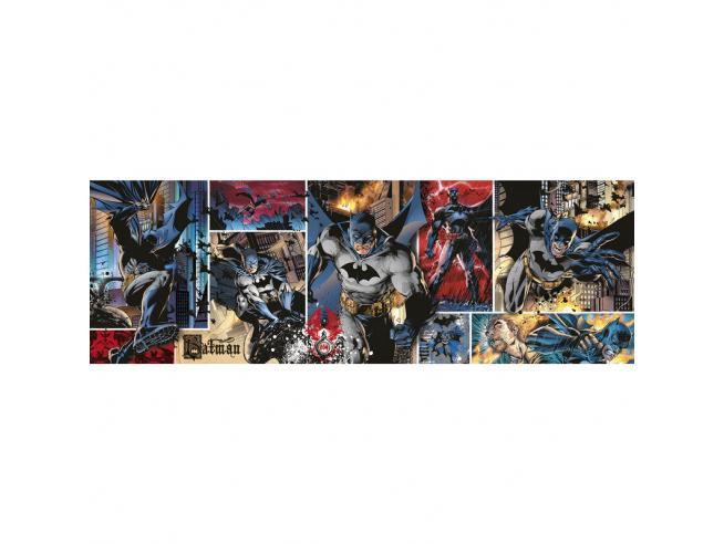 DC Comics Batman Panorama puzzle 1000pcs Clementoni
